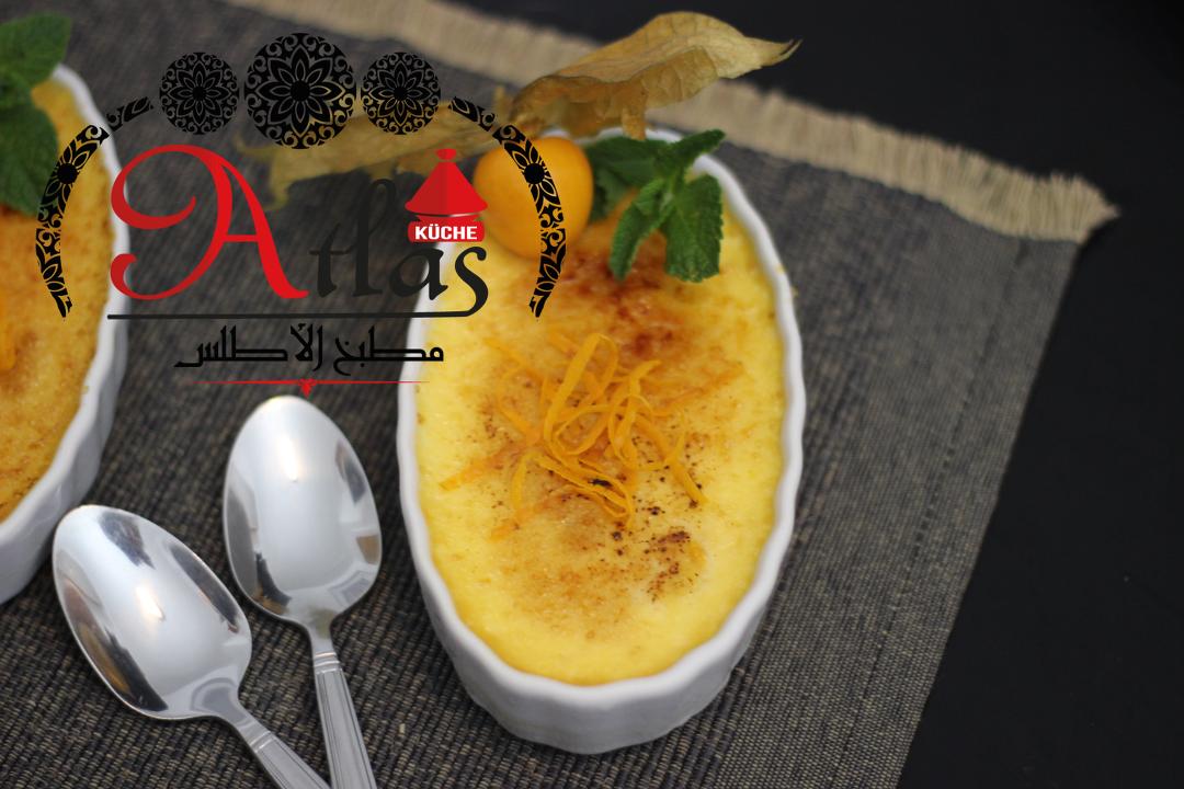 Crème Brûlée Oriental