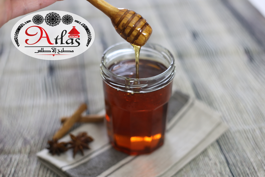 Hausgemachter Honigsirup – Kunsthonig