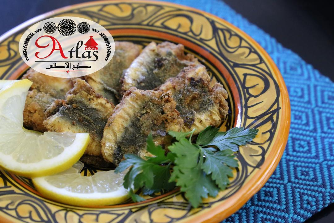 Sardin – Sardinen auf marokkanischer Art