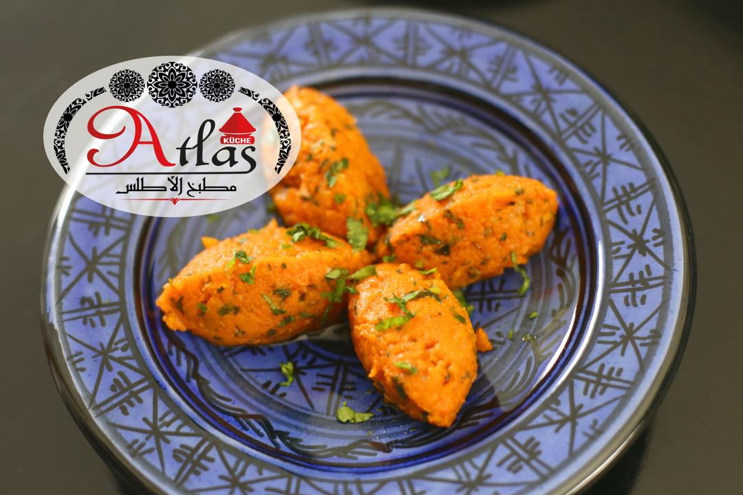 Karottensalat auf marokkansicher Art